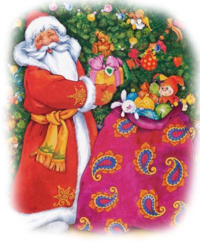 Стихи про Новый год для детей 5,6,7 лет