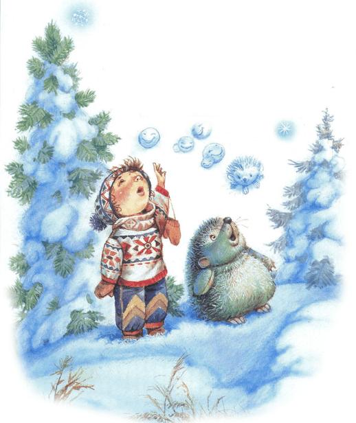Стихи красивые о зиме для детей, ткани своими