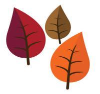 Стихи про осень для детей 1-2-3 лет