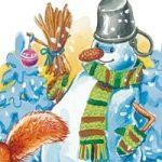 Стихи про зиму для детей 5,6,7 лет. Зимние стихи для заучивания.