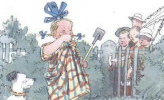 Стихотворение Девочка-рёвушка — Агния Барто. Читайте онлайн.