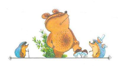 Медвежонок невежа - Агния Барто