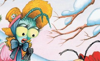 Стрекоза и Муравей — басня Крылова. Текст, содержание и мораль басни.
