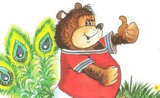 Топтыгин и лиса – Чуковский К.И. Читайте онлайн с иллюстрациями.