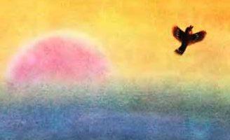 Утренние лучи — Ушинский К.Д. Читать онлайн с картинками.