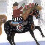Ванюшка - русская народная песенка. Фольклор для детей.