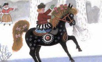 Ванюшка — русская народная песенка. Фольклор для детей. 5 (1)