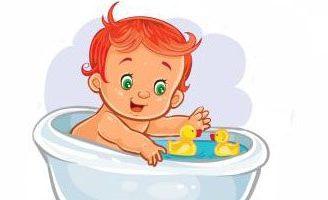 Водичка, умой моё личико — пестушка. Фольклор для детей.