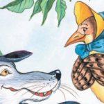 Волк и Кукушка - басня Крылова. Текст, содержание и мораль басни.