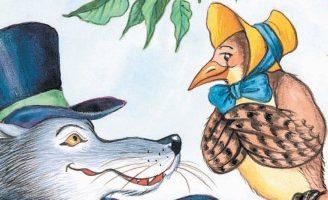Волк и Кукушка — басня Крылова. Текст, содержание и мораль басни.