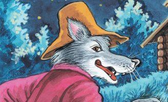 Волк на псарне — басня Крылова. Текст, содержание и мораль басни.