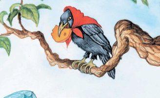 Ворона и лисица — басня Крылова. Текст, содержание и мораль басни.