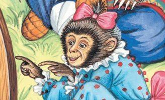 Зеркало и обезьяна — басня Крылова. Текст, содержание и мораль басни.