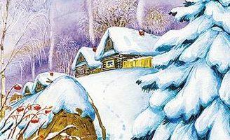 Зима — Ушинский К.Д. Читать рассказ онлайн.