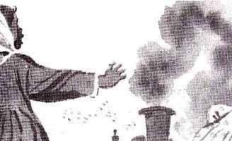 Девочка и грибы — Толстой Л.Н. Рассказ про опасный поход в лес. 7 (2)