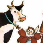 Дойная корова - Толстой Л.Н. Басня про корову и ее хозяина.