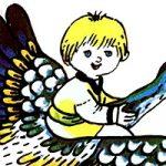 Ивасик телесик - украинская народная сказка. Сказка про мальчика.