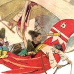 Летучий корабль - украинская народная сказка. Волшебная сказка.