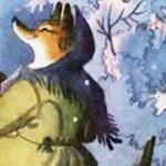 Лисичка-сестричка и волк-панибрат - украинская народная сказка.