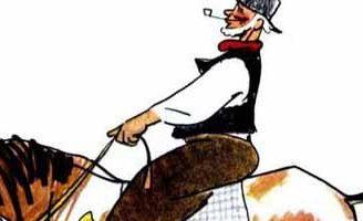 Мужик и лошадь — Толстой Л.Н. Басня как мужик ехал в город за овсом. 5 (1)