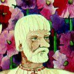 Названный отец - украинская народная сказка. Сказка про трех братьев.