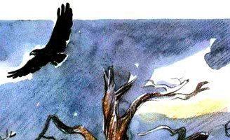 Орел — Толстой Л.Н. Рассказ про орла, который летал за рыбой птенцам. 0 (0)