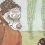 Овечка и волк - украинская народная сказка. Сказка про умную овечку.
