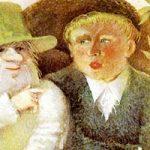 Ох - украинская народная сказка. Сказка про колдуна Оха и хлопца.