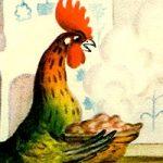 Петушок и два мышонка - украинская народная сказка.