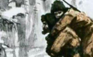 По следам — Бианки В.В. Рассказ как охотник искал сына в ночном лесу.