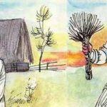 Садовник и сыновья - Толстой Л.Н. Басня про садовника и сыновей.