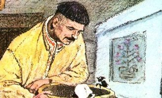 Сказка про злыдней — украинская народная сказка. Волшебная сказка.