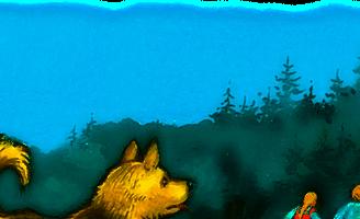 Собака Якова — Толстой Л.Н. Рассказ про собаку, которая спасла детей.