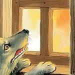 Волк и старуха - Толстой Л.Н. Басня про ответственность за свои слова.