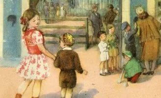 Зоопарк — Бианки В.В. Рассказ о походе в зоопарк сестры и брата.