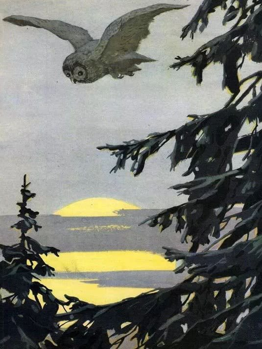 Зимнее летечко-2. Невидимки - Бианки В.В.