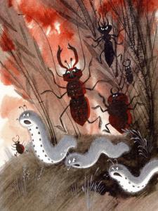 Серая звездочка - Б.В. Заходер Сказка про жабу которую обижали