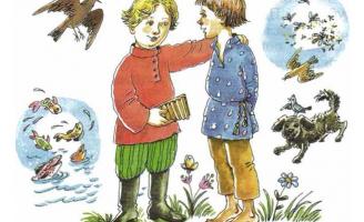 Две пословицы — Е. Пермяк про отношения с людьми 4.4 (19)