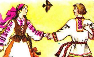 Андрей всех мудрей — белорусская народная сказка. Сказка про хлопца.