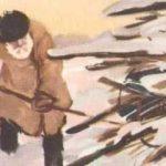 Беляк - Пришвин М.М. Рассказ про зимнюю охоту на зайца.