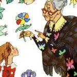 Цветик семицветик - Катаев В.П. Сказка про девочку Женю.