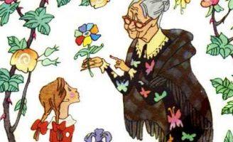 Цветик семицветик — Катаев В.П. Сказка про девочку Женю. 3.5 (2)