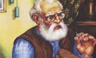 Дедушкин валенок — Пришвин М.М. Рассказ про старые дедушкины валенки