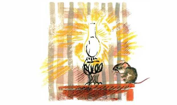 Две мышки - Чарушин Е.И.