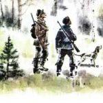 Этажи леса - Пришвин М.М. Рассказ про маленьких синичек.