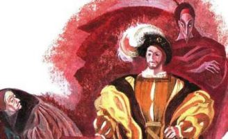 Фауст — немецкая народная сказка. Сказка про доктора Фауста и дьявола. 0 (0)