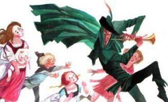 Гамельнский крысолов — немецкая народная сказка. Волшебная сказка.