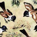 Гости - Пришвин М.М. Рассказ про гостей из животного мира.