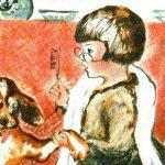 Как мальчик играл в доктора - Чарушин Е.И. Рассказ про мальчика Никиту.