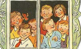 Когда мы смеёмся — Носов Н.Н. Рассказ про воробьиные характеры.